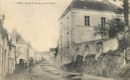 NOCE - Entrée Du Bourg Route De Préaux. - France