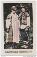 00345 Podkarpdska Ukraina - Costume Typique Czech - Oekraïne