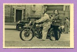 Foto Cartolina Moto Guzzi - Motos