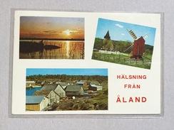 AK  FINLAND  SUOMI   ALAND     VIKINGLINJEN   1973. - Finland