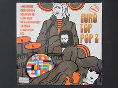 Disque 33 T - EURO TOP POP 2 - MFP 5563 -      (4300) - Disco, Pop