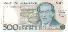 BRASILE 500 CRUZADOS FDS - Brésil