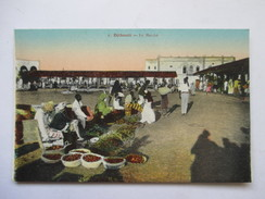 DJIBOUTI  -   LE MARCHE      TRES ANIME       TTB - Dschibuti