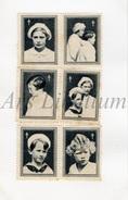 6 Vignetten / ROYALTY / Belgium / Belgique / Princesse Josephine Charlotte / Boudewijn / Prince Baudouin / Prins Albert - Vieux Papiers