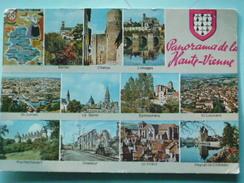 V04-74-A-dep.87-haute Vienne-bellac-chalus-limoge-junien-dorat-eymoutiers-leonard-rochechouart -oradour-yrieix Peyral - Chalus