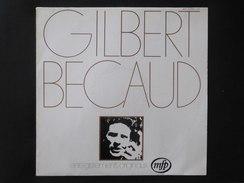 Disque 33 T - GILBERT BECAUD - Enregistrements Originaux - 1971  (4303) - Autres - Musique Française