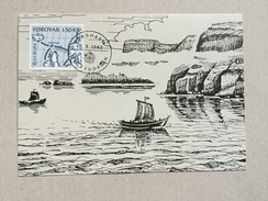 AK   FAROE ISLANDS 1982. - Faroe Islands