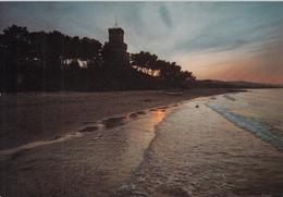 Pineto Torre Di Cerrano Tramonto - Teramo