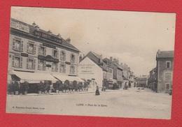 Lure  --  Rue De La Gare - Lure