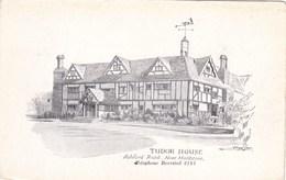 TUDOR HOUSE, ASHFORD ROAD. NR MAIDSTONE - England