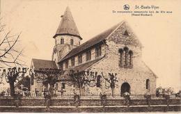 Kerk St-Baafs-vijve - Wielsbeke