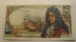 1970 - France - CINQUANTE  FRANCS, Racine, B.5-11-1970.B. P.166   00177 - 1962-1997 ''Francs''