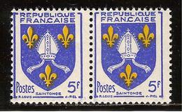France Variété N° 1005 ** Bleu Foncé - Frankreich