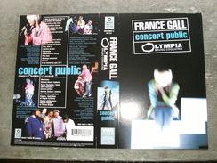 """Rare Film : """" France Gall à L'Olympia """" - Concert Et Musique"""