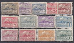 URUGUAY - 1939-40 - P. Aérienne N° 89 à 96 + 99 Et 100 - Neufs Sans Charnières - XX - TB - - Uruguay