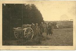 Elsenborn Poste D'artillerie - Bütgenbach