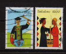 Zimbabwe 2003, Complete Set, Vfu. Cv 7,50 Euro - Zimbabwe (1980-...)