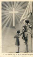 Jeanne D'Arc - Il Y Agrande Pitié Au Royaume De France Va Fille De Dieu - Croix - Illustrateur Nevel - Christianity