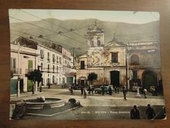 NOCERA  INFERIORE  -  Piazza Amendola  -  Cartolina Viaggiata 1958 - Salerno