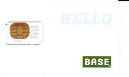 1 Carte GSM BELGIQUE Lot4 (bon état) - Belgio