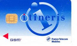 1 Carte GSM Lot5 (bon état) - Mobicartes (GSM/SIM)