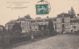 Environs De Ruffec 16 - Château De L'Abrègement - 1910 - Ruffec