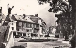 Moutiers 73 - Central Hôtel - Place De La Liberté - Moutiers