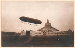 Österreich / Austria:  Aufstieg Des Renner'schen Lenkballons In Wien - (Rotunde) 1909 - Wien