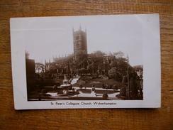 Angleterre , Staffordshire , Wolverhampton, St Peter's Collegiale Church - Wolverhampton