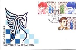 VIETNAM FDC  NGAY PHAT HANH DAU TIEN   (GEN170009) - Vietnam