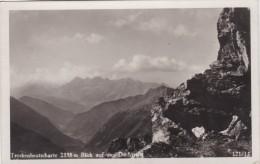 Schladminger Tauern - Trockenbrotscharte - Blick Auf Den Dachstein (121/15) * 8. VII. 1936 - Schladming