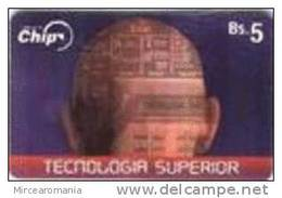 = BOLIVIA  - Technologia Superior   = 4 - Bolivien