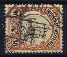 Deutsch Südwestafrika  Mi Nr 28 Gestempelt/used/obl.