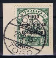 Togo  Britische Besetzung Mi Nr 2 I Signed/ Signé/signiert Bothe  MNH/**/postfrisch/neuf Sans Charniere - Colonie: Togo