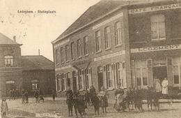 Ledeghem / Ledegem : Statieplaats (Feldpost 1915  -- Zie Scan Achterzijde) - Ledegem