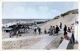 BREDENE - Zee, Toegang Tot Het Strand, 1950? - Bredene