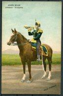 Belgium Armee Belge Army Uniform Photo Fremault Postcard - Uniforms