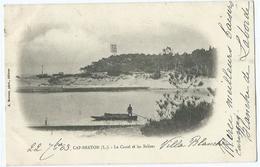 Cap-breton Le Canal Et Les Balises - Capbreton