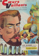 Coeurs Vaillants - 18/01/1959 - Bon Etat Complet - Magazines