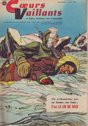 Coeurs Vaillants -10/05/1959 - Bon Etat Complet - Magazines
