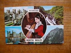 Pays De Galles , Picturesque , North Wales - Pays De Galles
