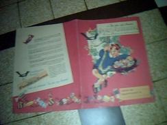 Protege Cahier Illustre  Bonbon La Pie Qui Chante - Cocoa & Chocolat