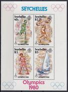 SEYCHELLES 1980 HB-14 NUEVO - Seychelles (1976-...)