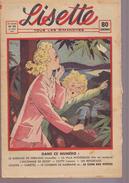 Lisette - Numero 25 - Juin 1941 - Magazines Et Périodiques