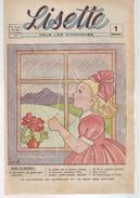 Lisette - Numero 52 Decembre 1941 - Autre Magazines