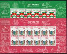 SURINAM 1976 HB-19/20 NUEVO - Surinam