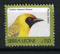 1992 - SIERRA LEONE - Mi. Nr.  1908I -  NH - ( **) - (K-EA-361388.15) - Sierra Leone (1961-...)