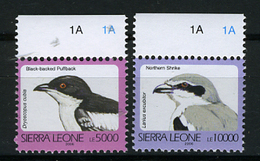 1999 - SIERRA LEONE - Mi. Nr.  3106III+3108II -  NH - ( **) - (K-EA-361388.15) - Sierra Leone (1961-...)