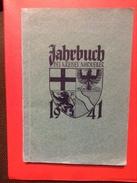 Heimatjahrbuch Kreis Ahrweiler 1941 Eifel Ahr - Calendars