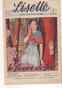 Lisette - Numero 41 Octobre 1941 - Autre Magazines